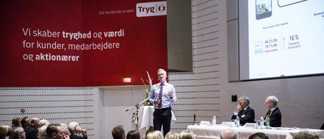 Trygs AGM in Ballerup 2018